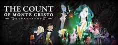 Gankutsuou: The Count of Monte Cristo! It's an awesome amine that is totally awesome.... Check it out on netflix too.