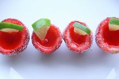 aghhhhh... I can't get enough of these new jello shot ideas!