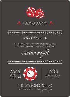 Casino invitations - Google Search                                                                                                                                                                                 More