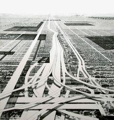 echangeur-autoroute, Ben Sack