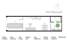 Gallery of 21 House / TonTon-Group - 17