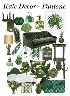 Bildergebnis für Pantone Kale - Home Dekorations Paint Colours 2017, Interior Paint Colors, Interior Design, Interior Tropical, Tropical Home Decor, Tropical Furniture, Pantone, Deco Jungle, Estilo Tropical