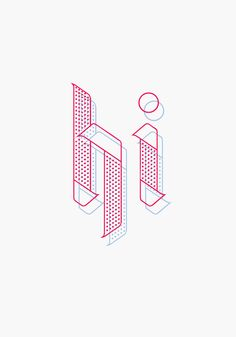 Design by Julia Agisheva | #typography #typeface Typeface: Ribbon I like how simple the shapes are but details the pattern is inside of the letters.