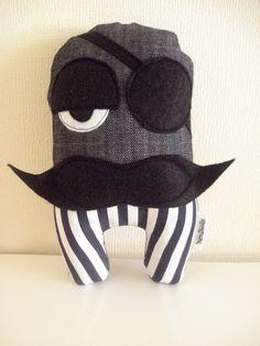 Pirate Samuel plush