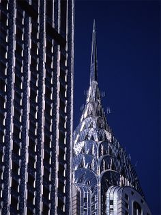 Art-Deco classic - Chrysler Building, NYC