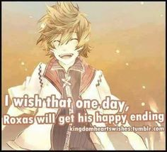 ......I hope he does, but if he doesn't; I PUT THE BLAME ON XEMNAS AND XEHANORT!!!!!
