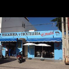 Great Seafood place in Playa!