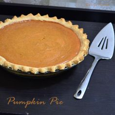 Divya's culinary journey: Easiest and the Best Pumpkin Pie. - Baked all kinds of sugar pumpkins last week, have beaucoup du pumpkin to use up.