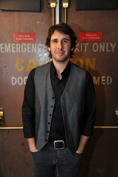 Josh Groban | An Official Ranking Of The 51 Hottest Bearded Men In Hollywood