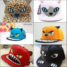 990916e1fa0 AAAwholesaler    Buy new 2014 spring summer fashion animal Cat ears cartoon  baseball caps hiphop hats for Men and Women snapback on AAAwhole.