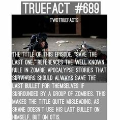 True but Shane was a selfish jack ass so makes sense I guess.