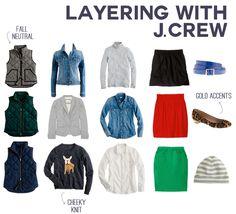 J.Crew Layers