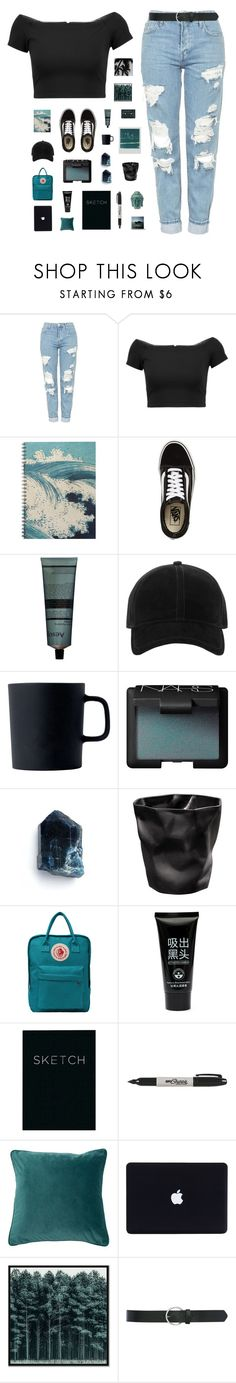 """""""mine - sierra's """"tell me more"""" challenge"""" by junglex ❤ liked on Polyvore featuring Topshop, Alice + Olivia, Vans, Aesop, Polaroid, rag & bone, Royal Doulton, NARS Cosmetics, Piccadilly and Sharpie"""
