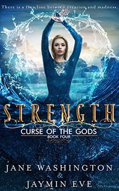 35 Best Fantasy Romance Novels To Read 2019 - Strength (Curse of the Gods) (Volume Fantasy Romance Novels, Fantasy Books To Read, Paranormal Romance Books, Fantasy Book Series, Series 4, Ya Books, I Love Books, Good Books, Wattpad Book Covers