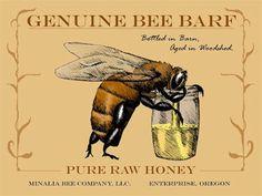 Billedresultat for genuine bee barf