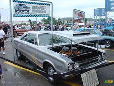 """1967 Plymouth GTX """"Silver Bullet"""" Street Racer"""