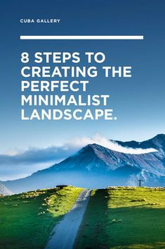 Minimal Landscape photography | Tips & Tricks