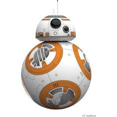 Sphero - BB-8™ App-Enabled Droid™ by Sphero - White - Front Zoom