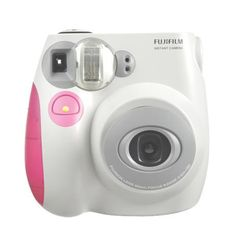 Fuji Instax Mini 7s Camera – Pink from Orms Instant Cameras - R795 (Save 0%)