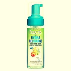 8. Garnier Fructis Hydra Recharge: Light, smells amazing, leaves hair super soft!