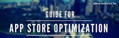 Az ASO vagyis magyarul a mobil alkalmazás optimalizálás egy olyan módszer, melynek során optimalizáljuk applikációit a magasabb rangsorolás és több letöltés elérése érdekében az applikációs webáruházakban.