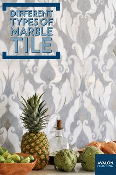 Marble tile comes in a wide range of colors, making it an ideal choice for accentuating any type of décor. In addition to the various hues available, the differences in vein patterns and grain distinguish each type of marble from one another. No matter which type you decide to install, marble tile adds a timeless visual impact.