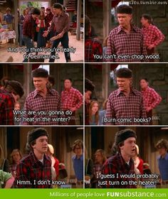 ... That '70s Show on Pinterest | That 70s show, 70 show and Eric forman  Kitty Forman Quotes