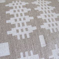 welsh pattern - robots