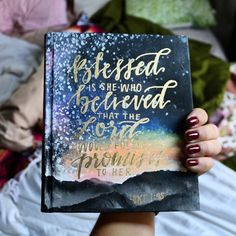 Custom Bible Cover Artwork by @hosannarevival