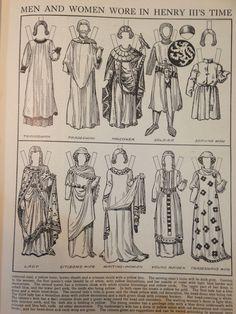 1216 - 1272 Henry III continued