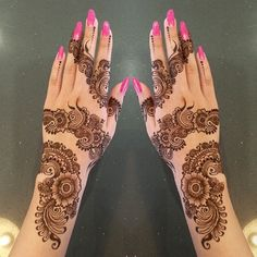 hiffyraja - Photo taken by Professional Mehndi - INK361