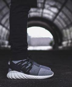 Adidas Tubular Doom Kith On Feet