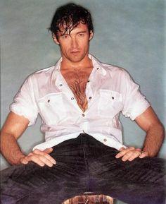 Young Hugh Jackman #HughJackman