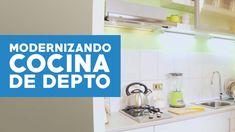 ¿Cómo modernizar una cocina de departamento?