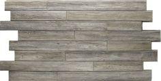 Weathered Wood Siding Tongue & Groove, Rustic Wood Panels