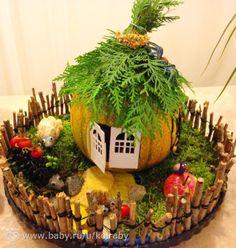 Красивые поделки на тему Осень в детский сад и школу ...