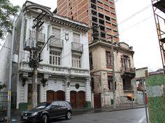 Carmo street - Sao Paulo, Brazil