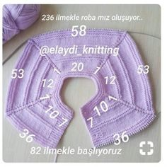 Discover thousands of images about Garter Yoke Baby Cardigan free Knitting Pattern Baby Knitting Patterns, Knitting For Kids, Easy Knitting, Crochet For Kids, Knitting Stitches, Knitting Projects, Blanket Patterns, Baby Patterns, Cardigan Bebe