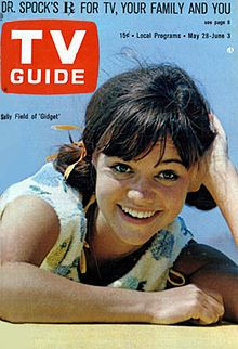 Gidget, the TV show - Sally Field