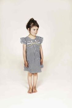 Subtle version of the girls kitty dress for SS15 at Bang Bang Copenhagen