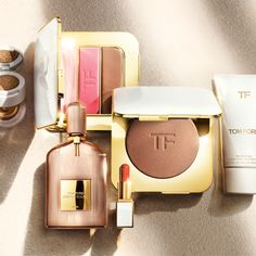 New shades. New ways to glow. Pre-order TOM FORD Soleil Summer 2017. #TOMFORD #TFSOLEIL