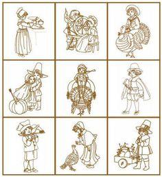 Little Pilgrims-