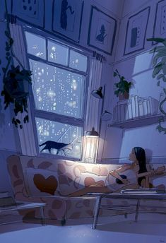 Look who came back by PascalCampion