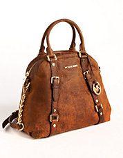 Bedford Leather Satchel Bag
