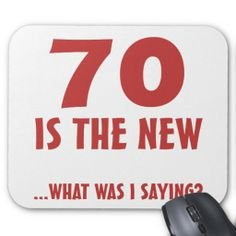 Funny 70th Birthday Gag Gifts Mousepads In our offer link above you will seeThis Deals          Funny 70th Birthday Gag Gifts Mousepads Here a great deal...