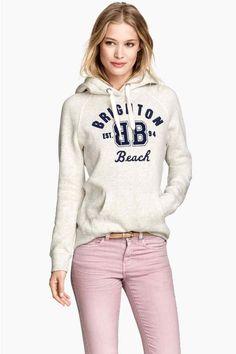 Bluza z kapturem | H&M
