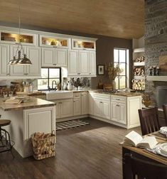 32+ Ideas kitchen cabinets modern glass