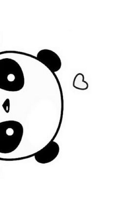 Cute Panda Wallpaper, Flowery Wallpaper, Emoji Wallpaper, Disney Wallpaper, Cute Wallpapers Quotes, Panda Wallpapers, Cute Panda Drawing, Panda Craft, Mini Doodle
