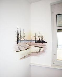 Wandmalerei Praxis