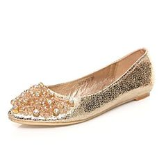 Women's Shoes Pointed Toe Flat Heel Leather Flats Shoes More Colors available